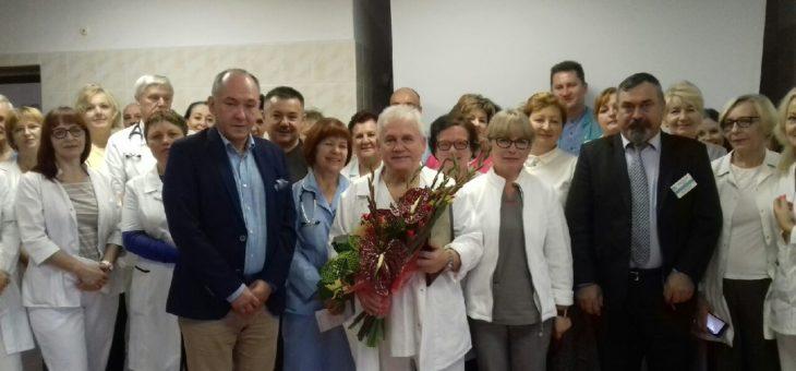 Serdeczne podziękowania Panu Doktorowi Bogdanowi Pawlakowi