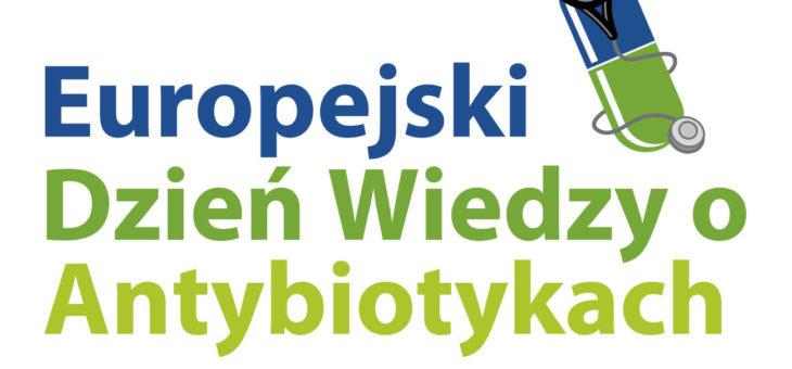 18 listopada – Europejski Dzień Wiedzy o Antybiotykach