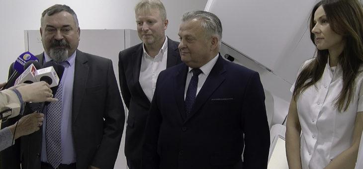 Prezentacja Zakładu Radioterapii w Wojewódzkim Szpitalu im. Zofii z Zamoyskich   Tarnowskiej w Tarnobrzegu.